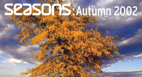 Autumn 2002 TOC header