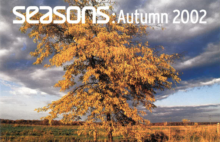 Seasons Magazine Autumn 2002
