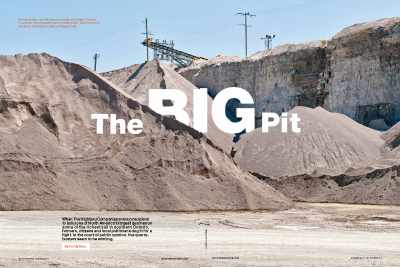 The big pit