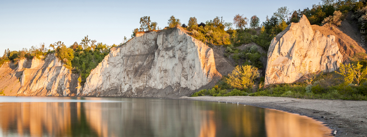 The forgotten lake