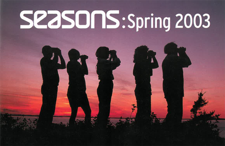 Seasons Magazine Spring 2003