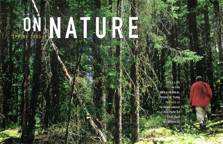 ON Nature Magazine Spring 2005