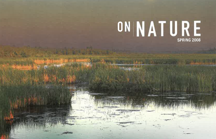 ON Nature Magazine Spring 2008