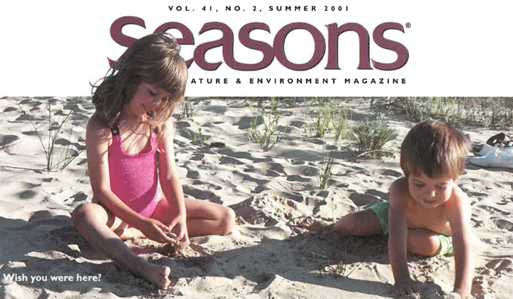 Seasons Magazine Summer 2001
