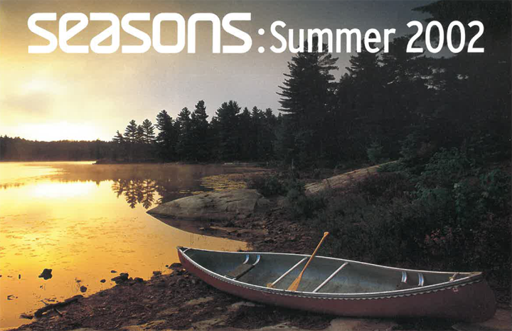 Seasons Magazine Summer 2002