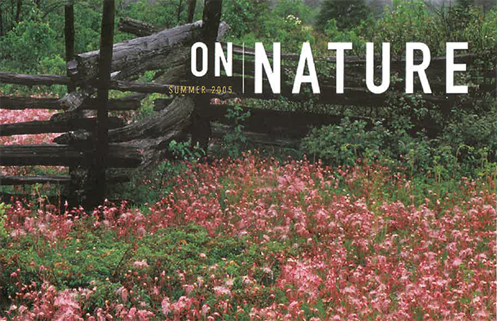 ON Nature Magazine Summer 2005