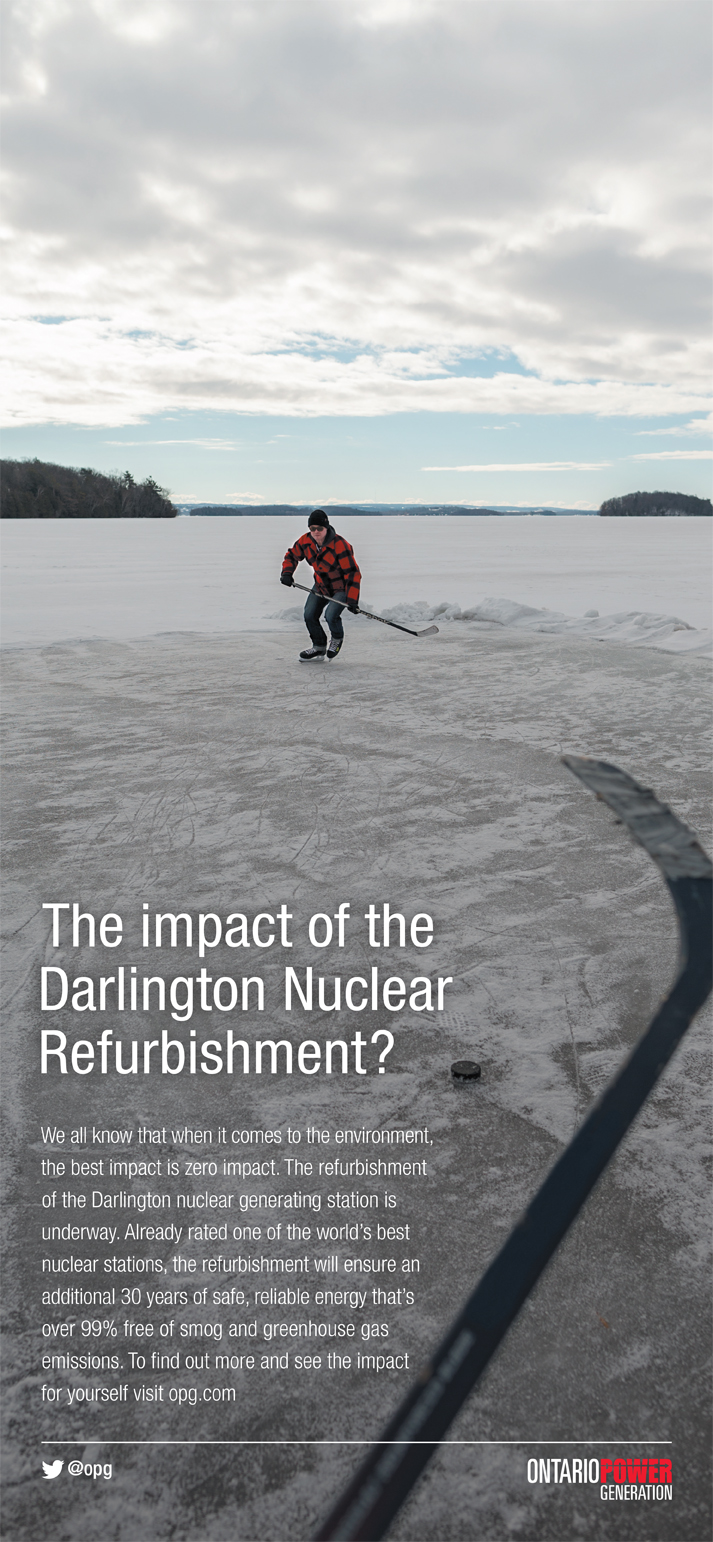 OPG Darlington Nuclear Refurbishment