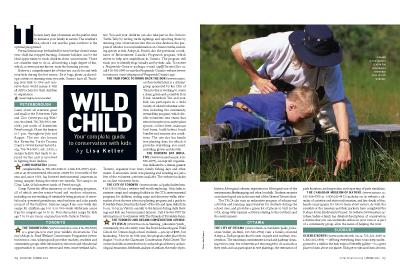 Wild Child Guide