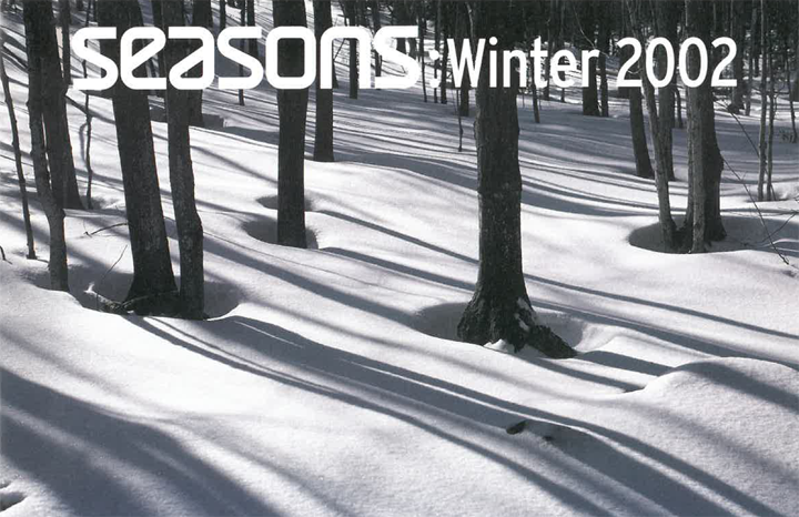 Seasons Magazine Winter 2002