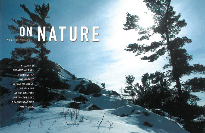 ON Nature Magazine Winter 2004