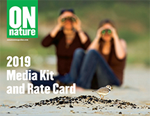 ON Nature Media Kit and Rate Card 2019
