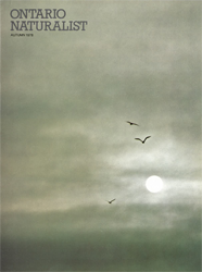 ON Nature Fall 1978 cover