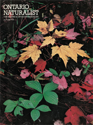 ON Nature Fall 1979 cover