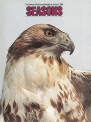 ON Nature Magazine Autumn 1982 cover