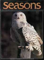 ON Nature Fall 1985 cover