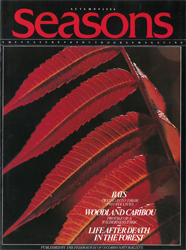 ON Nature Magazine Autumn 1986 cover