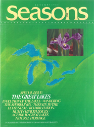 ON Nature Fall 1987 cover