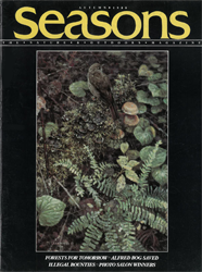 ON Nature Fall 1988 cover