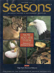 ON Nature Fall 1997 cover