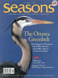 ON Nature Fall 1998 cover