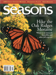 ON Nature Fall 1999 cover