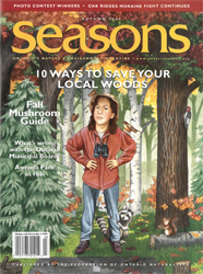 ON Nature Fall 2000 cover