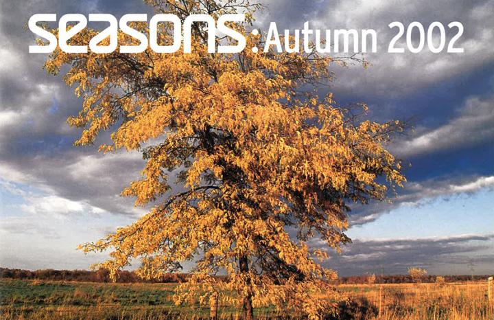 Seasons Magazine Autumn 2002