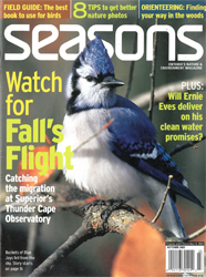 ON Nature Fall 2002 cover