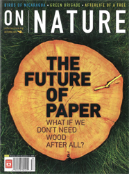 ON Nature Fall 2005 cover