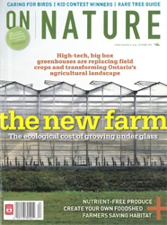 ON Nature Magazine Fall 2006 cover