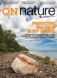 ON Nature Fall 2010 cover