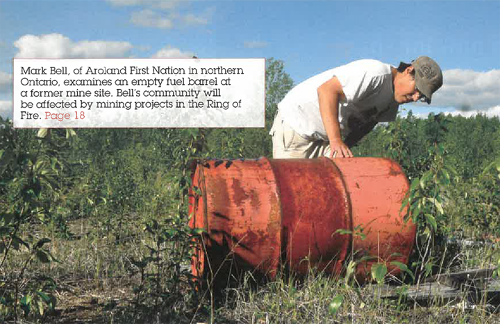 ON Nature Magazine Autumn 2010