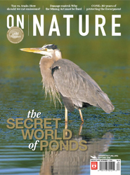 ON Nature Magazine Fall 2008 cover