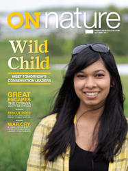 ON Nature Fall 2011 cover