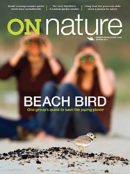 ON Nature Magazine Spring 2011 cover
