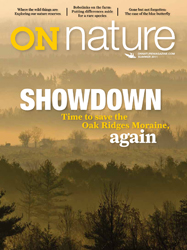 ON Nature Magazine Summer 2011 cover