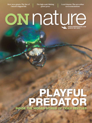 ON Nature Magazine Winter 2011 cover