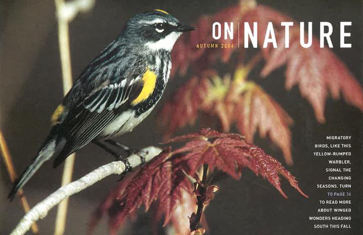 ON Nature Magazine Autumn 2004