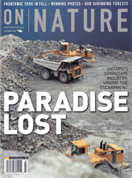 ON Nature Fall 2004 cover