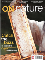 ON Nature Magazine Fall 2009 cover