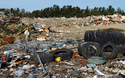 The Problem with Landfills