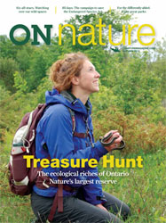 ON Nature Magazine Autumn 2012 cover