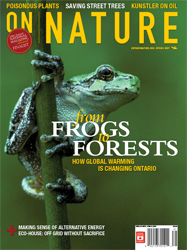ON Nature Spring 2007 cover
