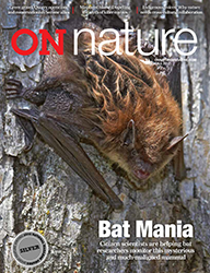 ON Nature Magazine Fall 2017 cover