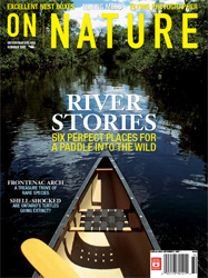 ON Nature Magazine Summer 2007 cover