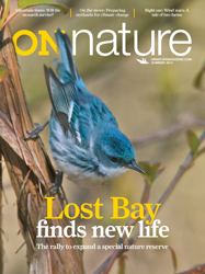 ON Nature Summer 2014 cover