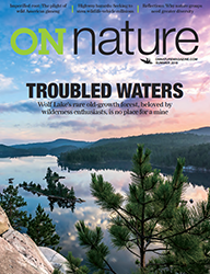 ON Nature Magazine Summer 2018 cover
