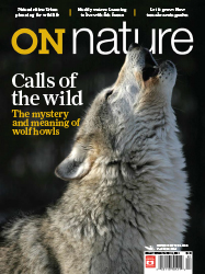 ON Nature Magazine Summer 2009 cover