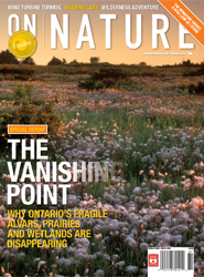 ON Nature Spring 2008 cover