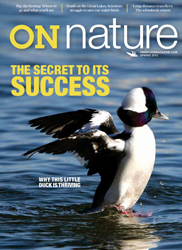 ON Nature Magazine Spring 2012 cover